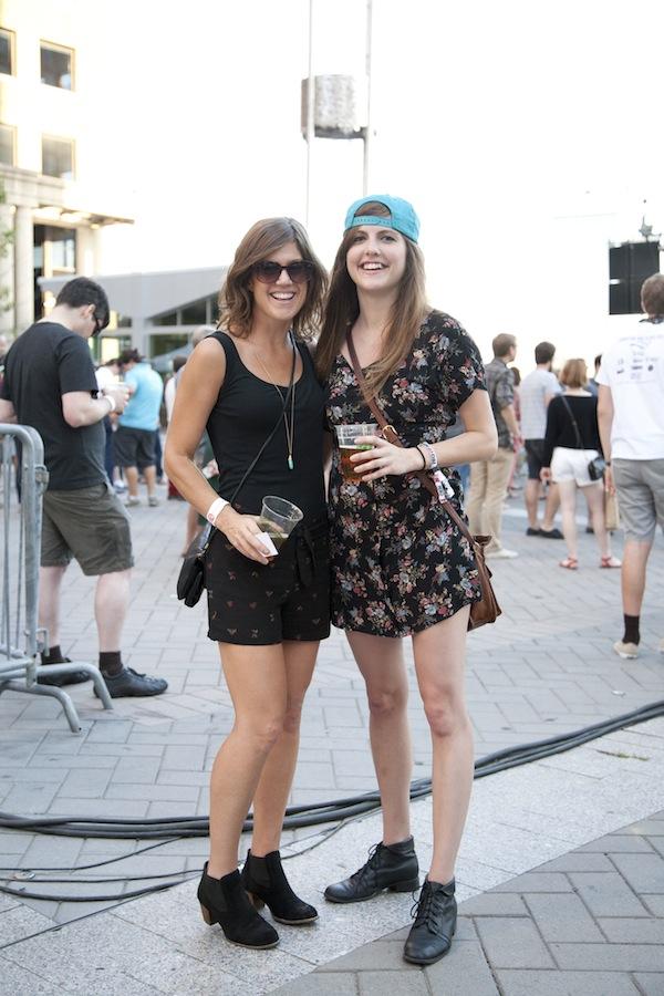 hopscotch festival street style / a thousand threads