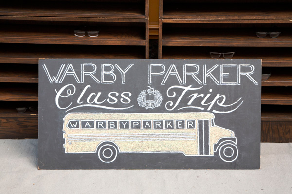 brands that give back / warby parker / a thousand threads