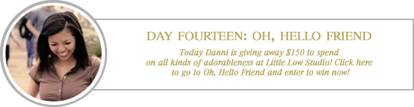 24 merry days / oh, hello friend