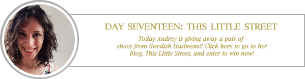 24 merry days / this little street