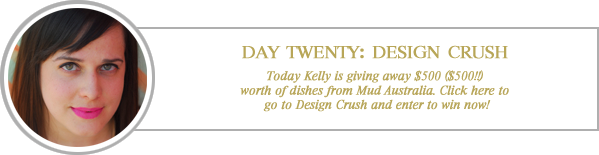 24 merry days / design crush