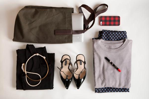 alt packing essentials / a thousand threads