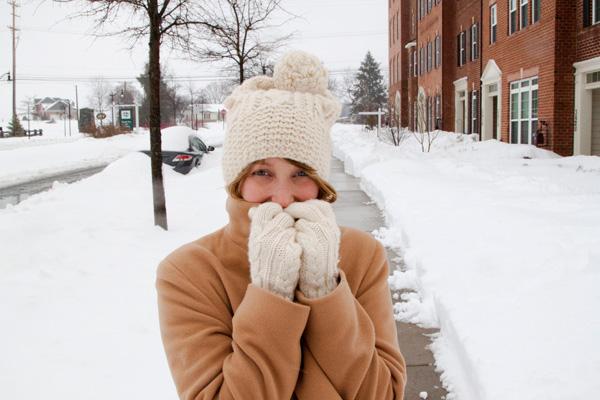 snow day // a thousand threads