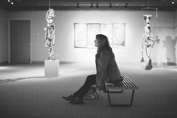 wayne white exhibit // 52 dates // a thousand threads