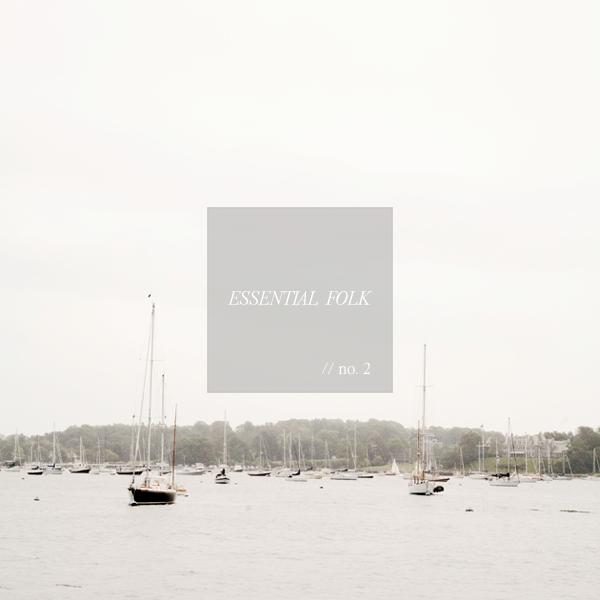 essential newport folk fest playlist no. 2 // a thousand threads