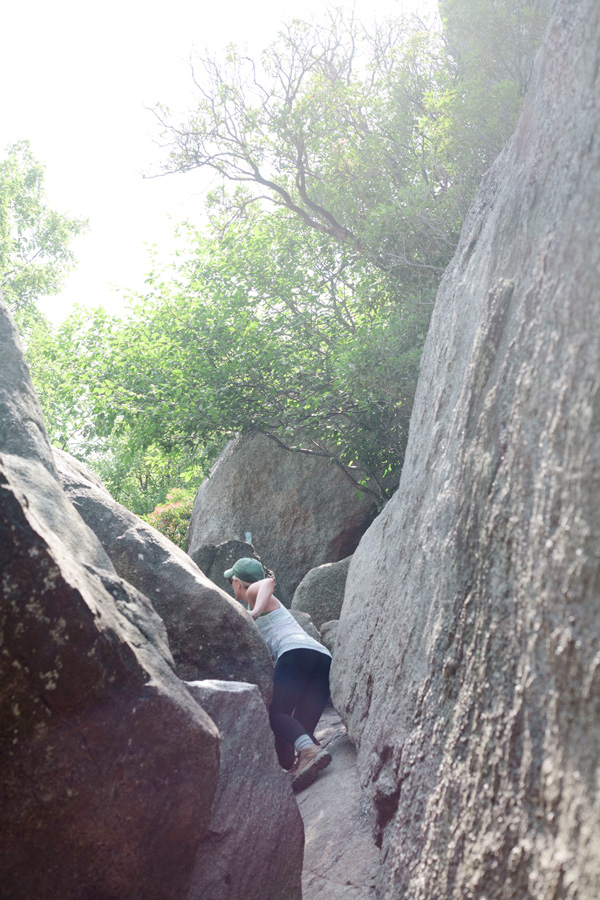 old rag hike // 52 dates // a thousand threads