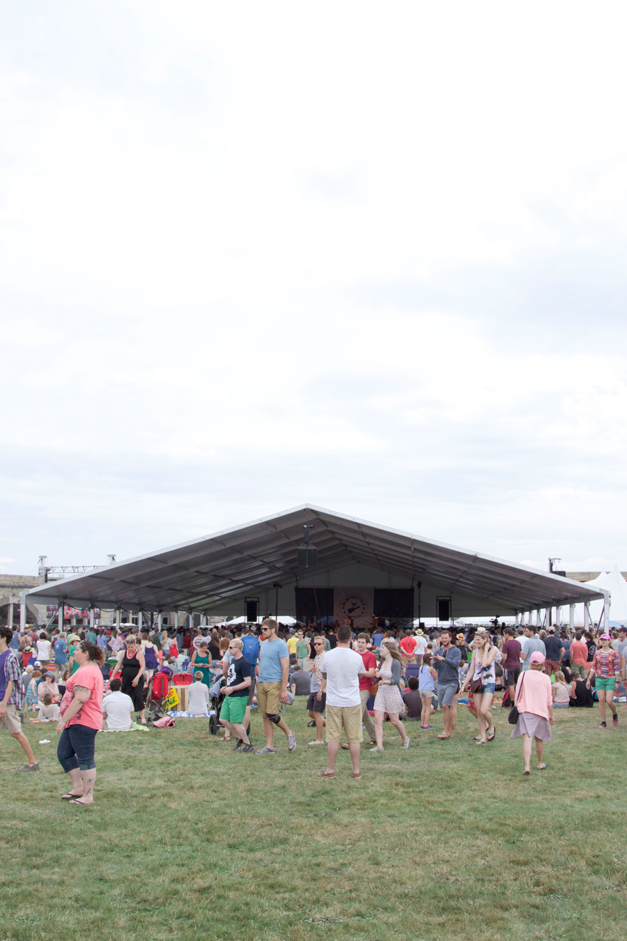 newport folk fest 2014 // a thousand threads