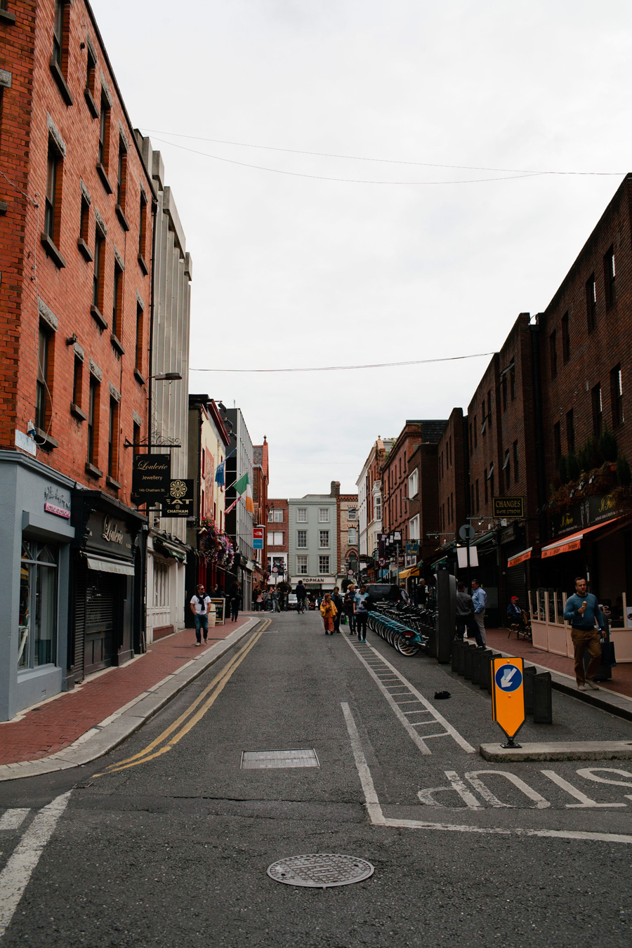 dublin // what to see and what to skip // a thousand threads