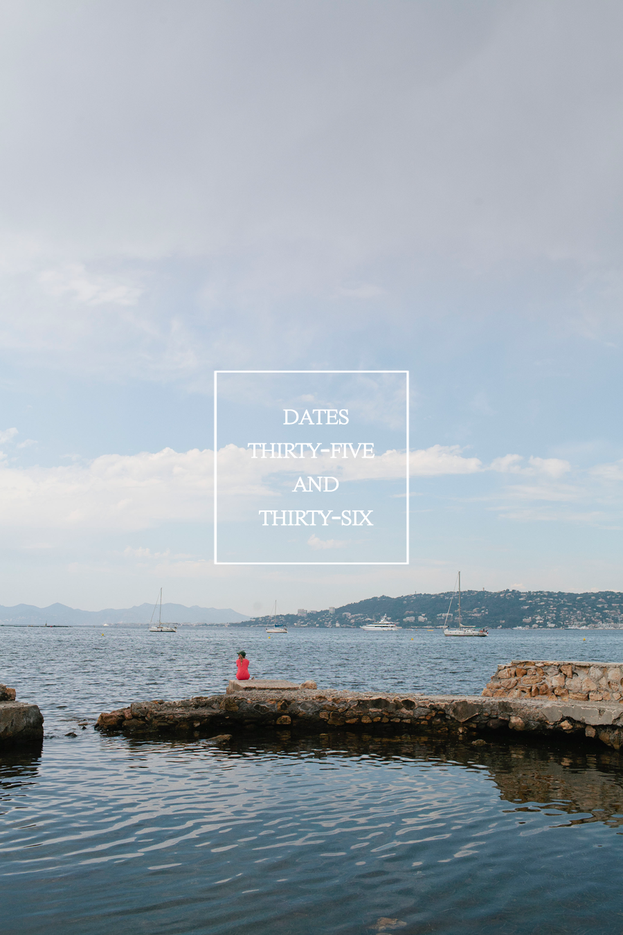 antibes, france // a thousand threads