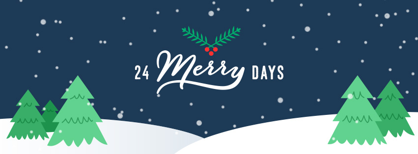 24 merry days // a thousand threads