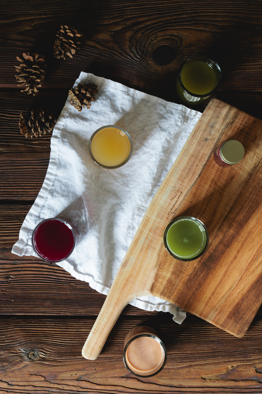 my first 3-day juice cleanse // a thousand threads